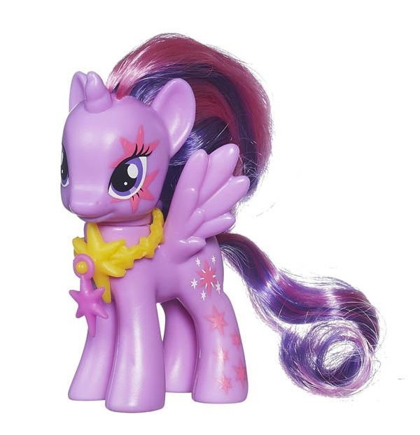Пони фигурка  Твайлайт Спаркл Май Литл Пони  Cutie Mark Magic My Little Pony Hasbro B0387 B0384