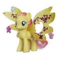 Пони фигурка Флаттершай  Делюкс с волшебными крыльями Май Литл ПониMy Little Pony Hasbro B0670