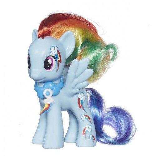 Пони фигурка Рэйнбоу Дэш Май Литл My Little Pony Rainbow Dash Cutie Mark Magic Hasbro B0388 B038