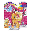 Пони фигурка Эпл Джек Май Литл Пони Мой Маленький пони My Little Pony Hasbro B3599  B4815, фото 2