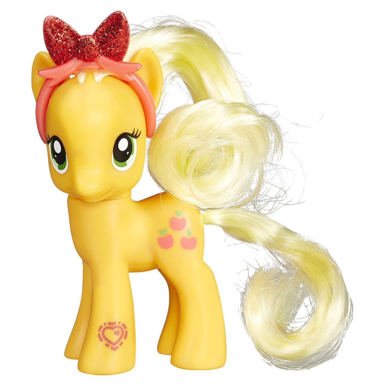Пони фигурка Эпл Джек Май Литл Пони Мой Маленький пони My Little Pony Hasbro B3599  B4815