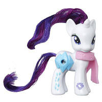 Пони фигурка Рарити сказочная картинка  Май Литл Пони Rarity My Little Pony Hasbro B5361  B7266.