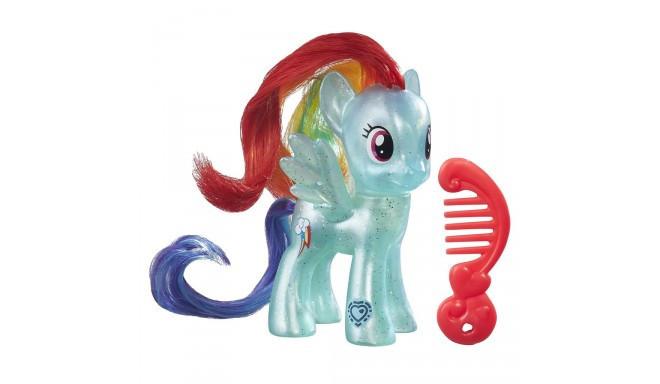Пони фигурка Рэйнбоу Дэш кристальная Май Литл Пони My Little Pony Hasbro