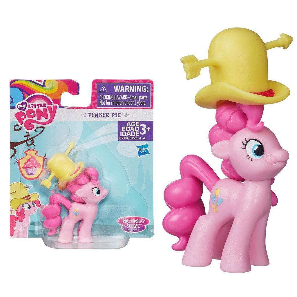 Пони фигурка Пинки Пай Коллекционная Май Литл Пони Pinkie Pie My Little Pony Hasbro B5384