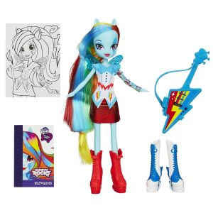 Кукла Рейнбоу Дэш Май Литл Пони Rainbow Dash My Little Pony Hasbro