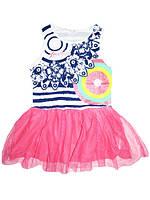 Платье для девочек, размеры 98.104. Glo-story. арт. GYQ-4226