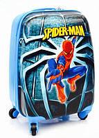Чемодан ручная кладь детский  дорожный Spider Man Josef Otten 17-1808-6/0657