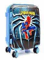Чемодан ручная кладь 52 см детский  дорожный Spider Man Josef Otten 17-1808-7\0434