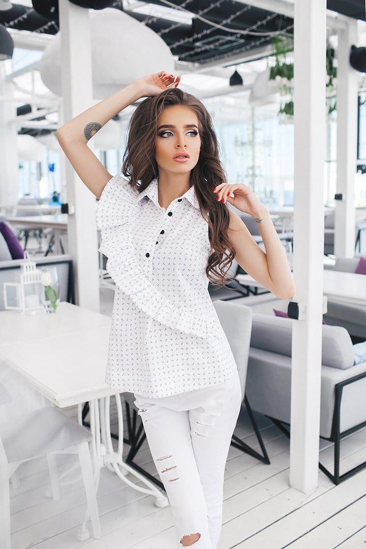 Рубашка женская арт 50596-501