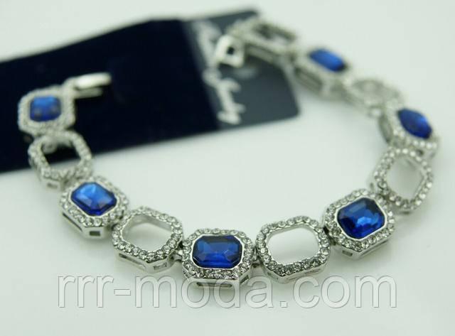 Женские браслеты с камнями.