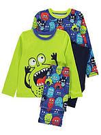Пижама для мальчика George, 5-6 лет! Хлопок!
