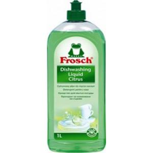 Бальзам для мытья посуды Зеленый Лимон Frosch 5 л.