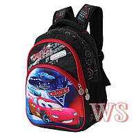 c73784cb2686 Топ продаж Ранец школьный рюкзак детский ортопедический для мальчиков Тачки  -Молния Маквин фабричный, фото 1