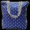 Женская пляжная сумка якорь WUU-200111