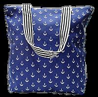 Женская пляжная сумка якорь WUU-200111, фото 1