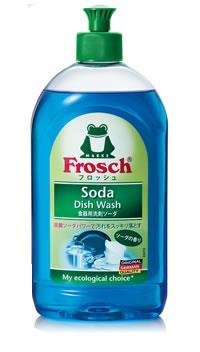 Концентрат для мытья посуды Сода Frosch 500 мл.