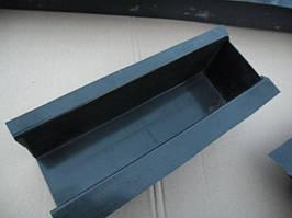 Удлиняющая насадка для формы на столб 30 см, сечение 10*10*8,4 см
