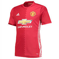 Игровая футболка Манчестер Юнайтед (Manchester United) сезон 2016-2017 (реплика VIP качества)