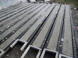 Пластиковая форма для бетонных столбов, 100*100*60*1800