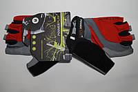 Перчатки Power play 5004 гелевые вставки