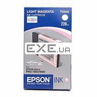 Картридж EPSON St Pro 7880/ 9880 vivid light magent (C13T603600)