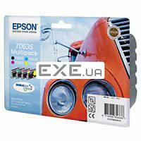 Картридж EPSON St C67/ 87 CX3700/ 4100/ 4700 Bundle (C13T06354A10) (C13T06354A)