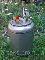 Автоклав бытовой 14 (1-литровых) или 24 (0,5-литровых) банок (Николаев) NIK, фото 1