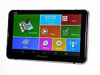 7'' GPS навигатор Pioneer X6 - GPS + 4 Ядра+ 8Gb+ Android 4