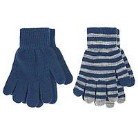 Перчатки для мальчика Cool Club, 2 пары! Есть замеры!