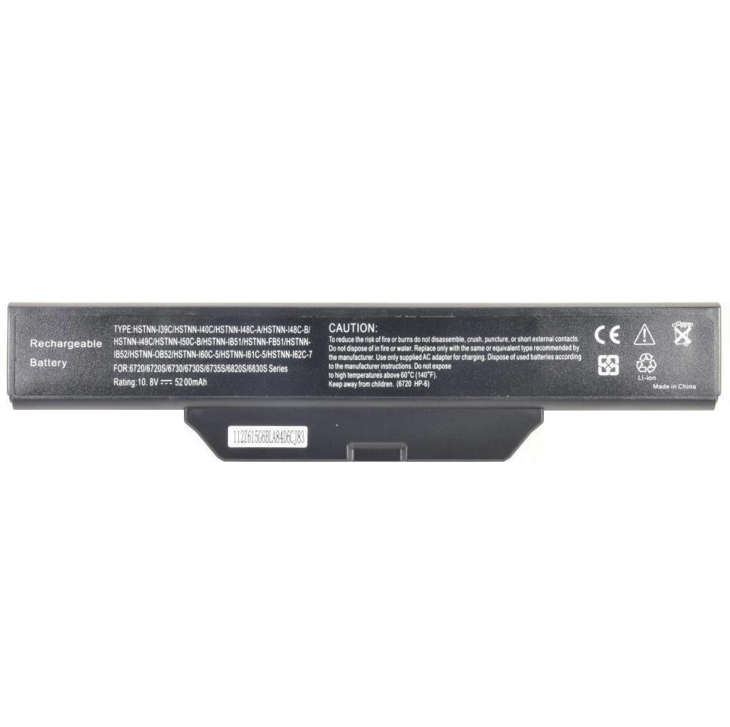 Батарея для ноутбука HP COMPAQ 550 610 6720 S