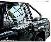 Защитная дуга в кузов Volkswagen Amarok 2016-... одинарная