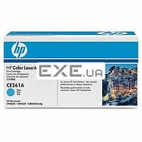 Картридж HP CLJ CP4025/ 4525 cyan (CE261A)