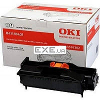 Картридж OKI EP-Cartridge B411/ 431, 25000Pages (44574302)