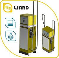 LIARD PROFI - стационарная заправочная колонка для дизеля и бензина, 1/2 пистолета, 380В, 45-130 л/мин