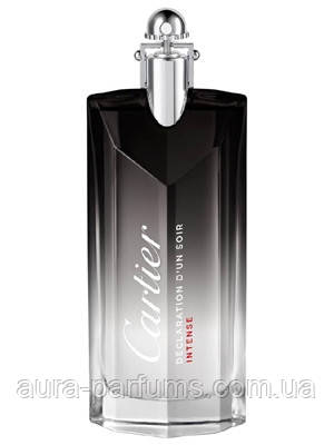 Cartier Declaration d'Un Soir Intense edt 100 ml. m оригинал Тестер