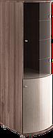 Пенал 2Д витрина Сатурн