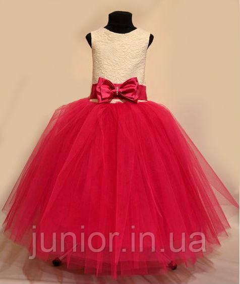Купить Бальное Платье Для Девочки