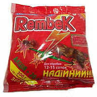 Почвенный инсектицид Рембек 360 г,