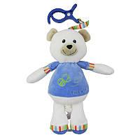 Плюшевая игрушка Baby Mix TE-8295L- 25B-Y Голубой медведь