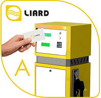 LIARD PROFI A - автоматическая заправочная колонка для ДТ и бензина, 1/2 пистолета, 380В, 45-130 л/мин
