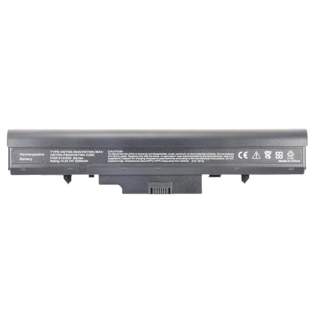 Батарея для ноутбука HP 510 530 серии
