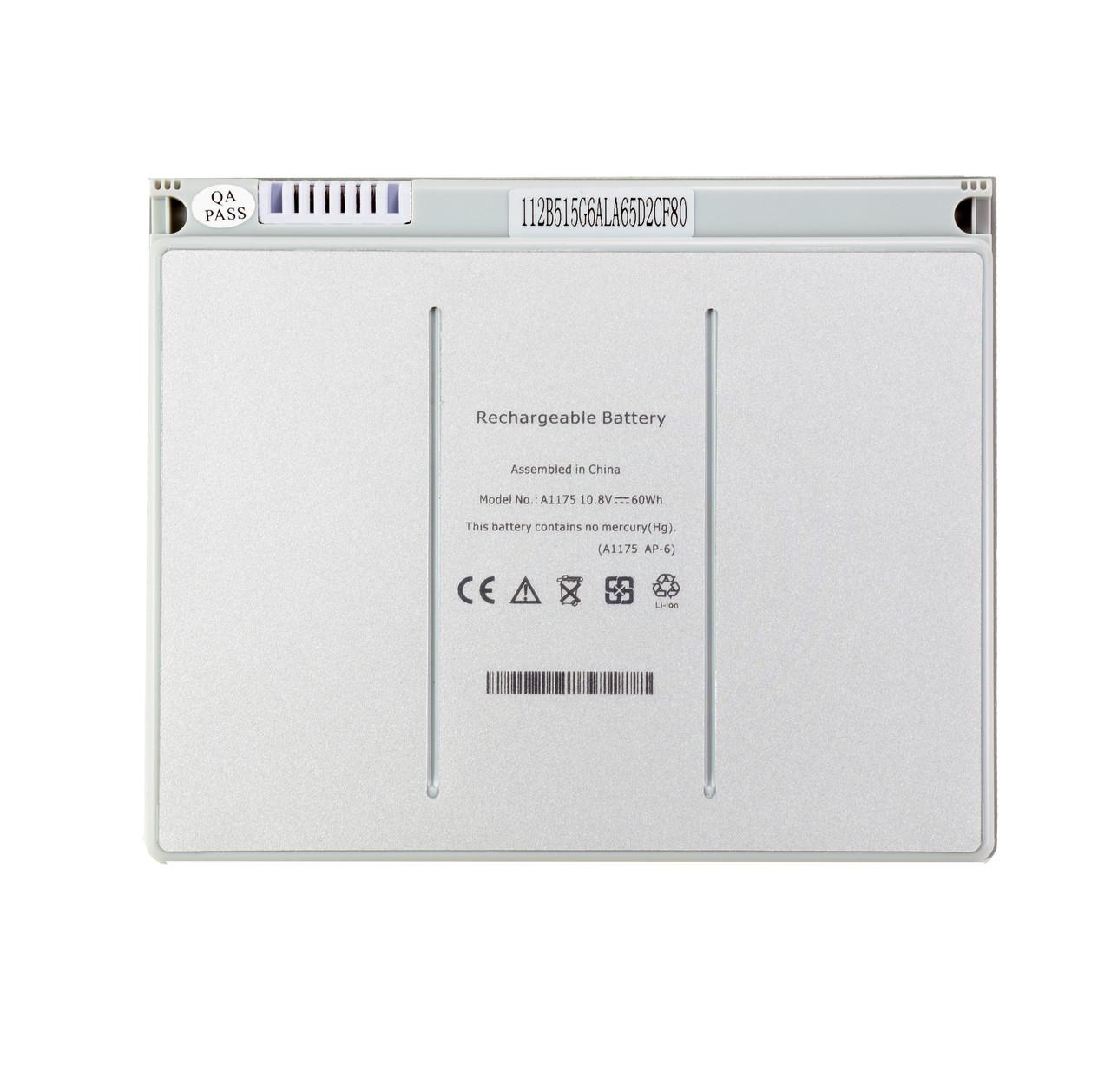 """Батарея для ноутбука APPLE MacBook Pro 15"""" A1150 A1211 A1226 MA463 MA464 MA601 MA895 MA896 MB133"""