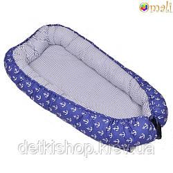 Гніздо для немовлят ТМ «Omali» морячок