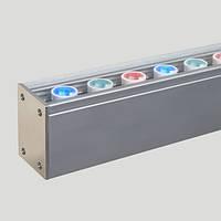 Архитектурный светодиодный светильник SpiritLine 42W 600мм RGB