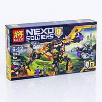 Конструктор Lele 79245 Nexo Knights (аналог лего) 263 дет