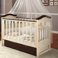 Детская кроватка Lux 4