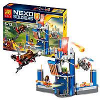 Конструктор Lele Nexo Knights 79244 Библиотека Мерлока 304 дет