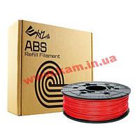 Нить XYZ для ABS-картриджа для 3Д-принтера красная Fil. ABS Refill (RF10BXEU04H)
