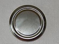 Крышка закаточная твист-офф размер 82 мм серебро
