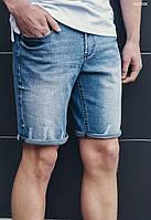 Джинсовые шорты Staff stretch col.2 DL0002